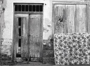 cochón en la puerta_Javier Ferdo